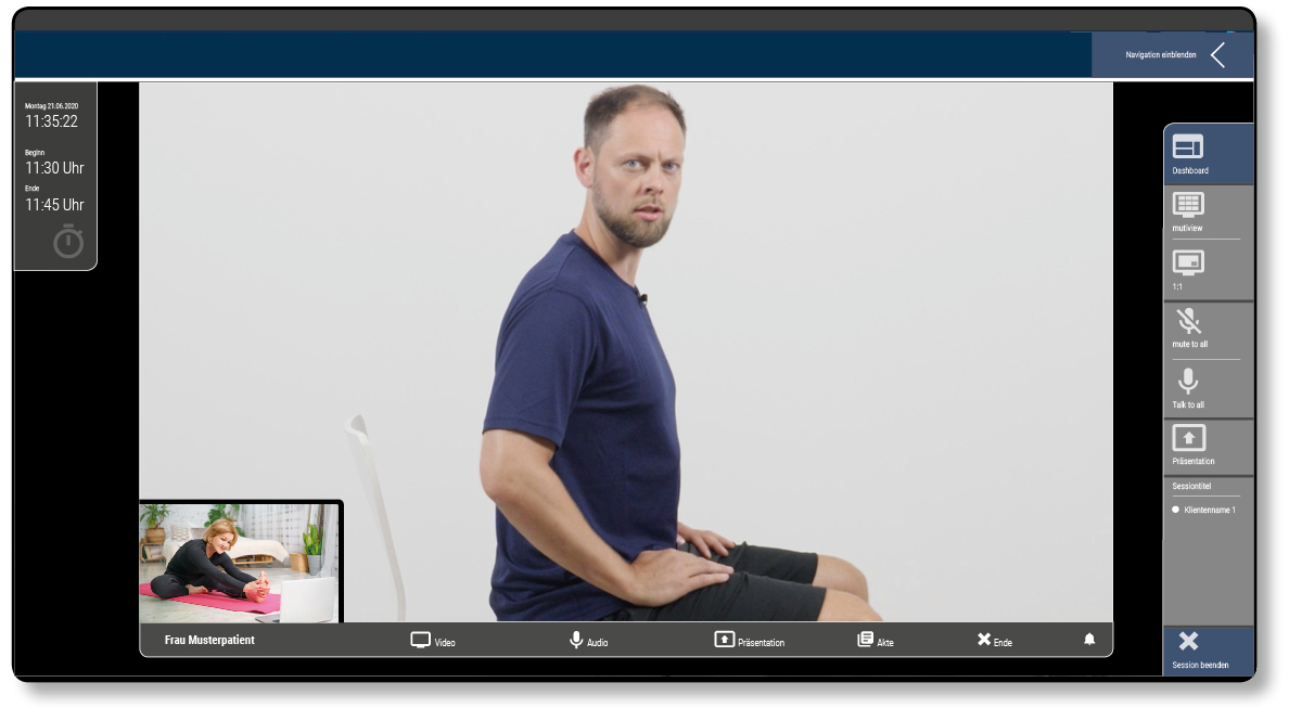 DIHS Videotherapie